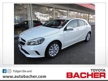 Mercedes-Benz A 180 d Aut. bei Auto Bacher GmbH in
