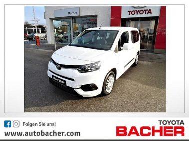 Toyota Proace City Verso L1 1,2 110 Shuttle bei Auto Bacher GmbH in