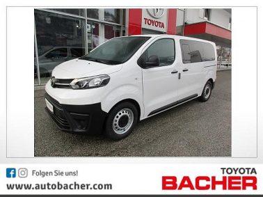 Toyota Proace 1,5 D-4D 120 Medium bei Auto Bacher GmbH in