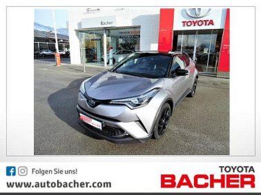 Toyota C-HR 1,8 Hybrid Limited Edition CVT bei Auto Bacher GmbH in