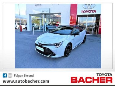 Toyota Corolla 2,0 Hybrid GR-S bei Auto Bacher GmbH in
