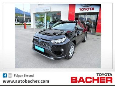 Toyota RAV4 2,5 Hybrid Active AWD bei Auto Bacher GmbH in