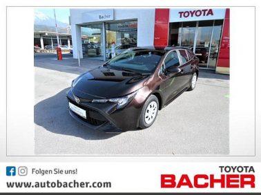 Toyota Corolla Kombi 1,2 Turbo City bei Auto Bacher GmbH in