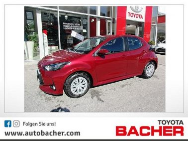 Toyota Yaris 1,0 VVT-i Active bei Auto Bacher GmbH in