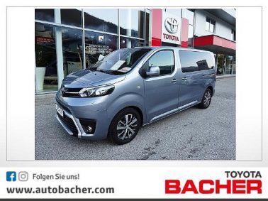Toyota Proace Verso 2,0 D-4D 150 Medium Family bei Auto Bacher GmbH in