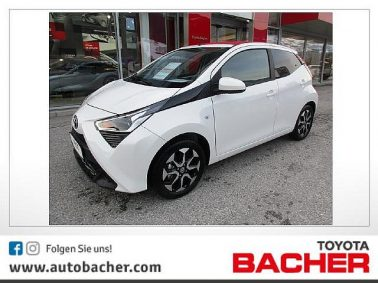 Toyota Aygo 1,0 VVT-i open-air bei Auto Bacher GmbH in