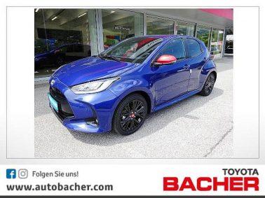 Toyota Yaris 1,5 VVT-ie Tokyo Spirit bei Auto Bacher GmbH in