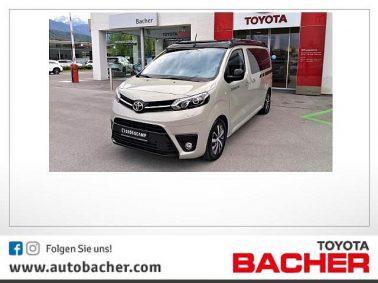 Toyota Pro Ace VERSO CROSSCA bei Auto Bacher GmbH in