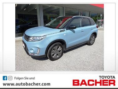 Suzuki Vitara 1,4 GL+ DITC Hybrid ALLGRIP shine bei Auto Bacher GmbH in