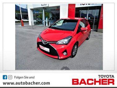 Toyota Yaris 1,0 VVT-i Edition45 bei Auto Bacher GmbH in