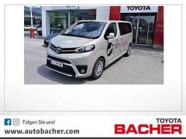 Toyota Proace Verso 2,0 D-4D 150 Medium Allrad Family bei Auto Bacher GmbH in