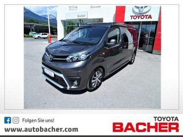 Toyota Pro Ace VERSO bei Auto Bacher GmbH in