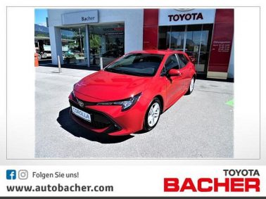 Toyota Corolla 1,2 Turbo Active bei Auto Bacher GmbH in